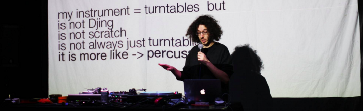 13th March // Workshop and Masterclass on Turntablism @ Kabinet Mùz, Brno