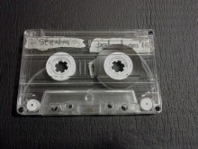 Steam [handmade tape]
