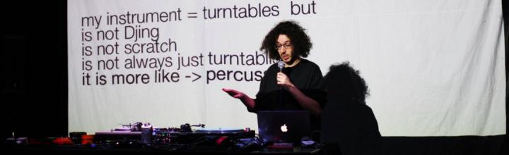13th March // Workshop and Masterclass on Turntablism @ Kabinet Mùz, Brno