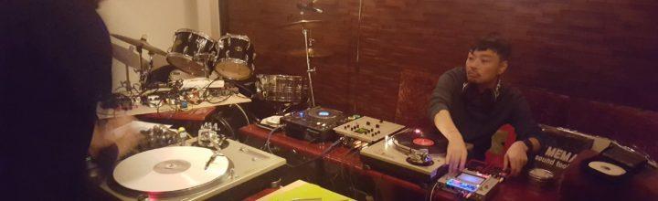 22nd October, 2016 // Duet with DJ Memai @ Hikarinouma, Tokyo [video]