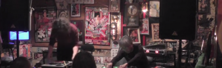 30th October // Duet with Koichi Okada @ Gari Gari, Tokyo [video]