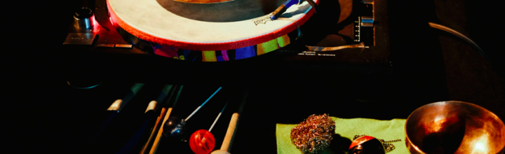 10th Feb, teaching Improvisation & Turntablism @ School of the Art Institute of Chicago